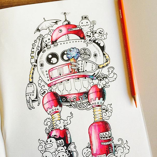 coloring-book-adult-doodle-invasion-kerby-rosanes-07