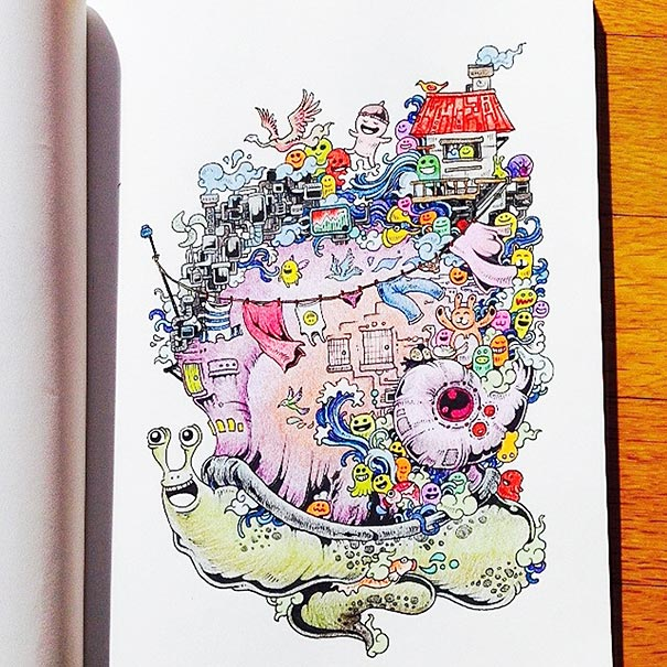 coloring-book-adult-doodle-invasion-kerby-rosanes-08