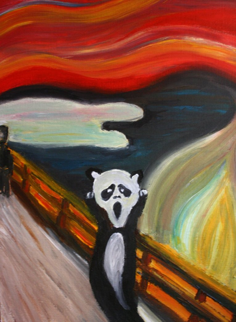 the_panda_scream_by_ringtailmaki-d4n960r