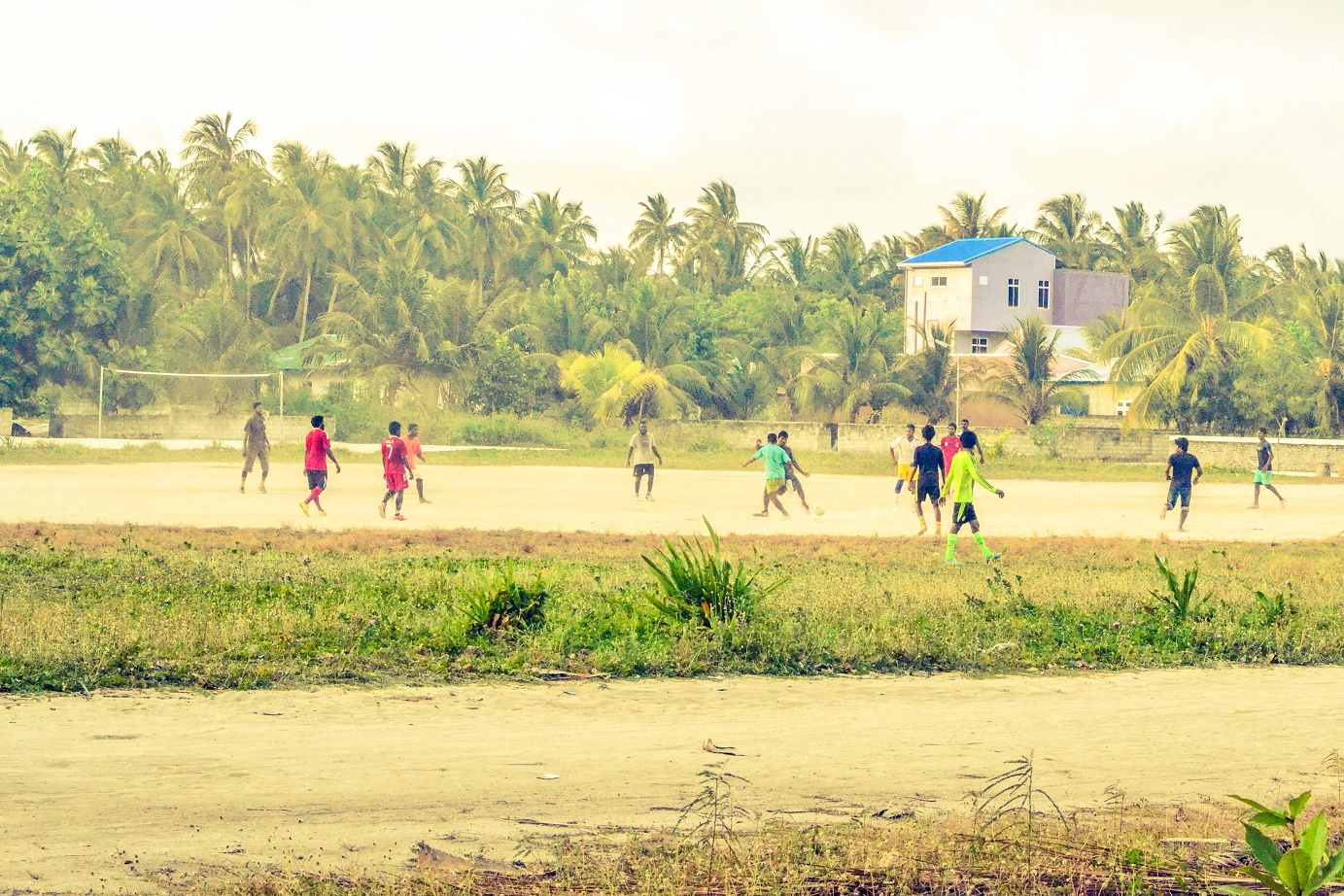 Fotbal Maledivy