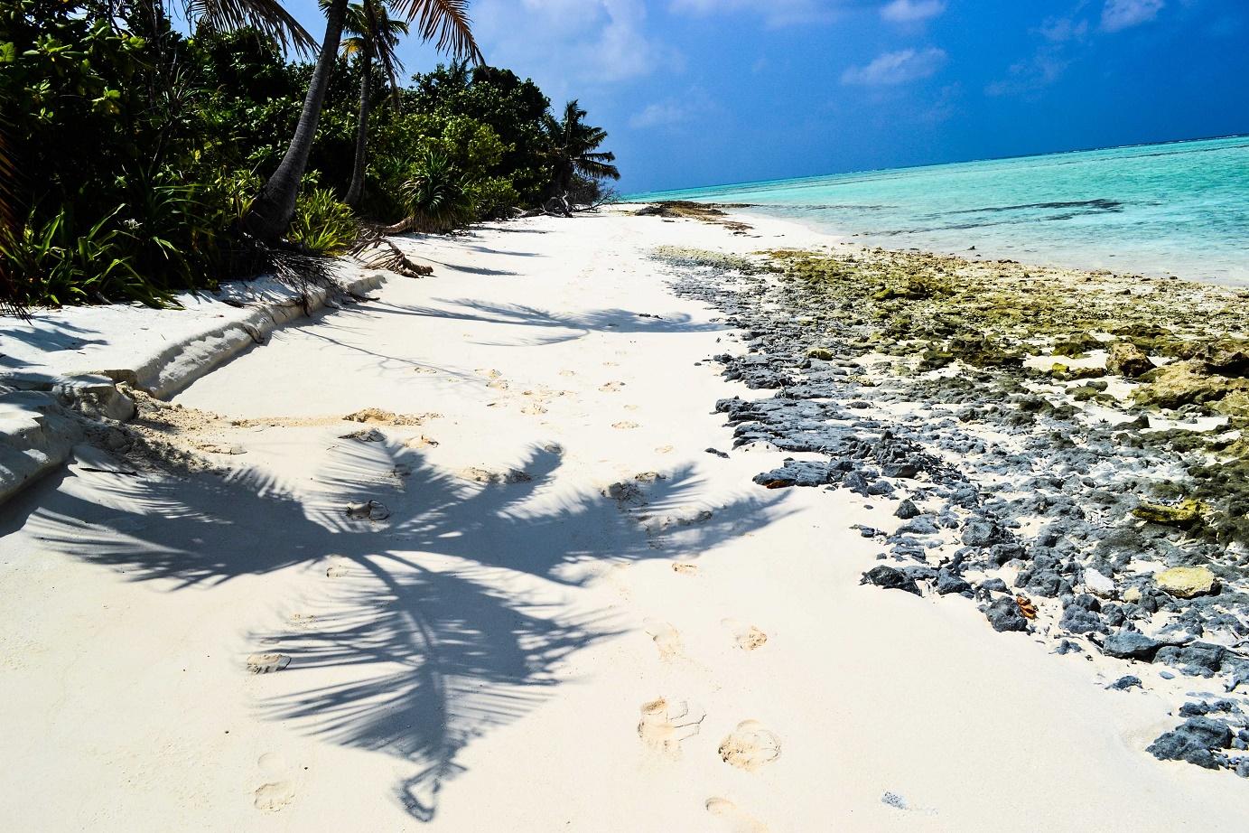 Potápění Maledivy