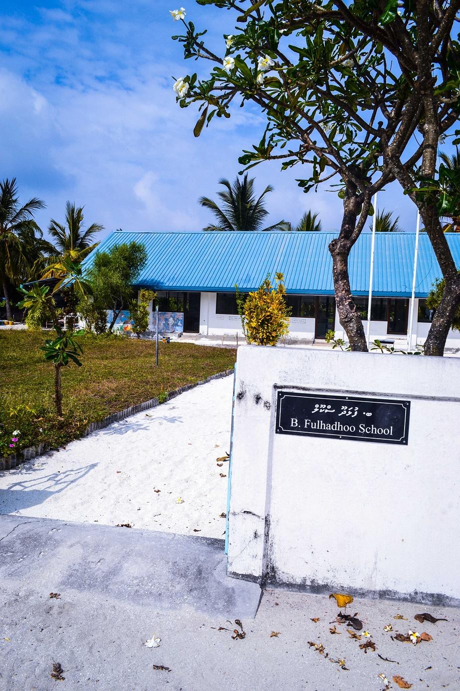Škola na ostrově