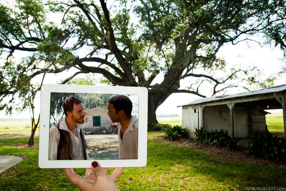 12 years a slave - Felicity Plantation, New Orleans