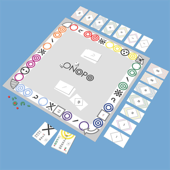 14 Minimalistické Monopoly