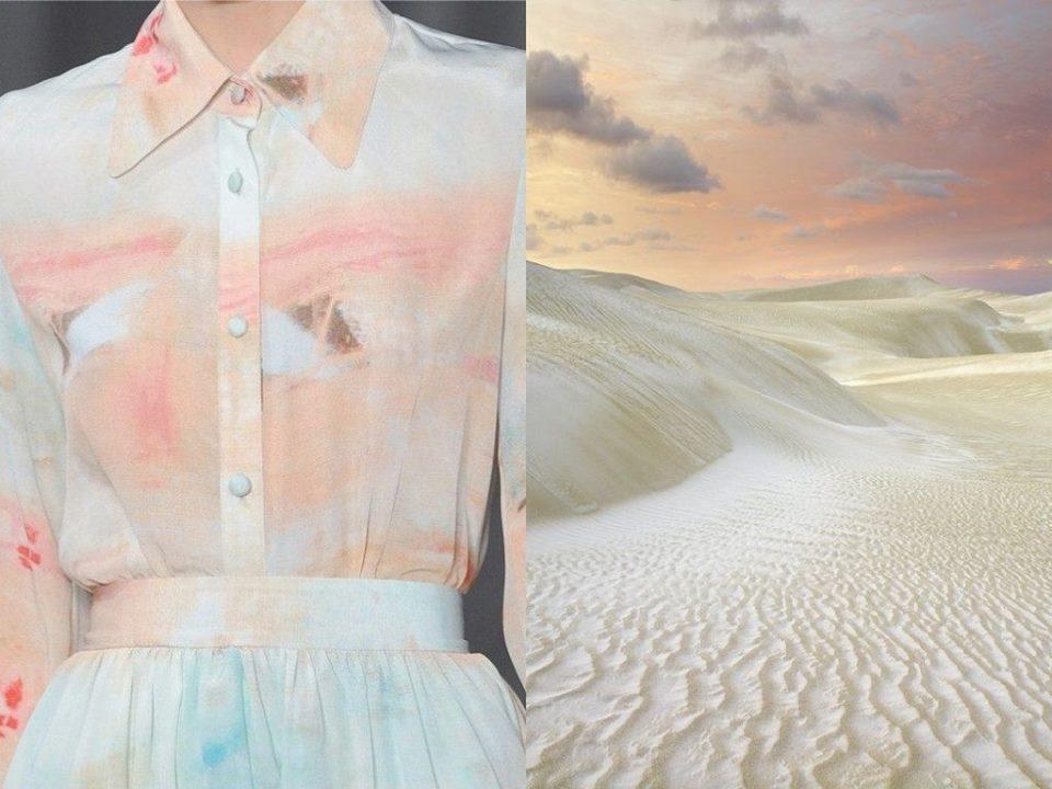 Christian Siriano S/S 2013 & Písečná pláž