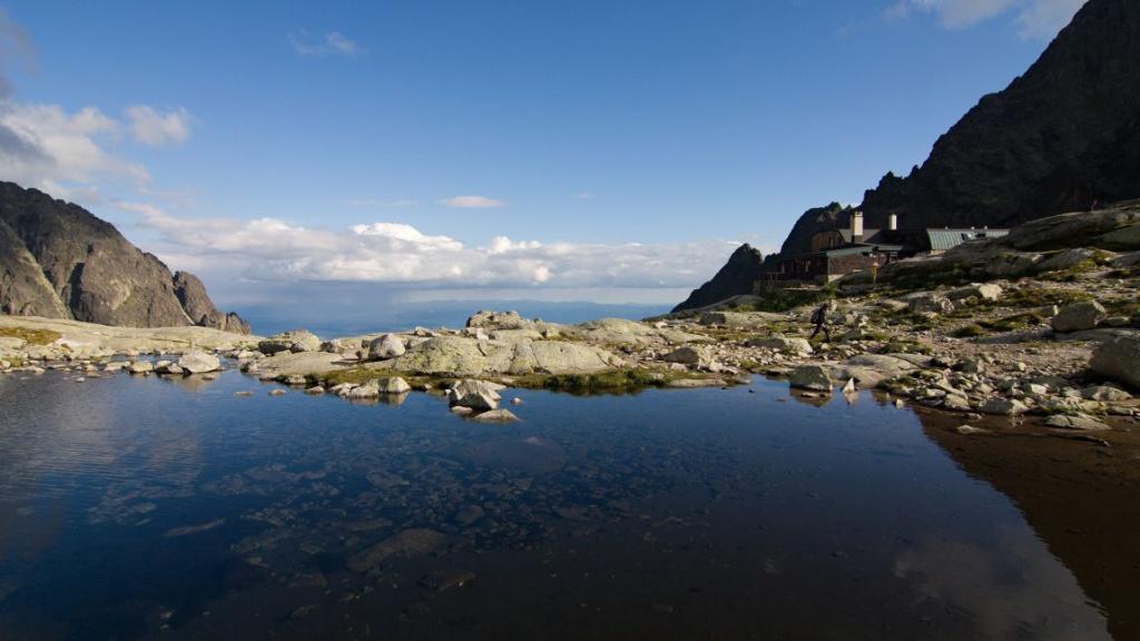 jezero Vyokých Tater