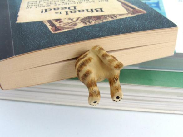 Kočičí záložka
