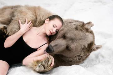 Medvěd Olga Barantseva