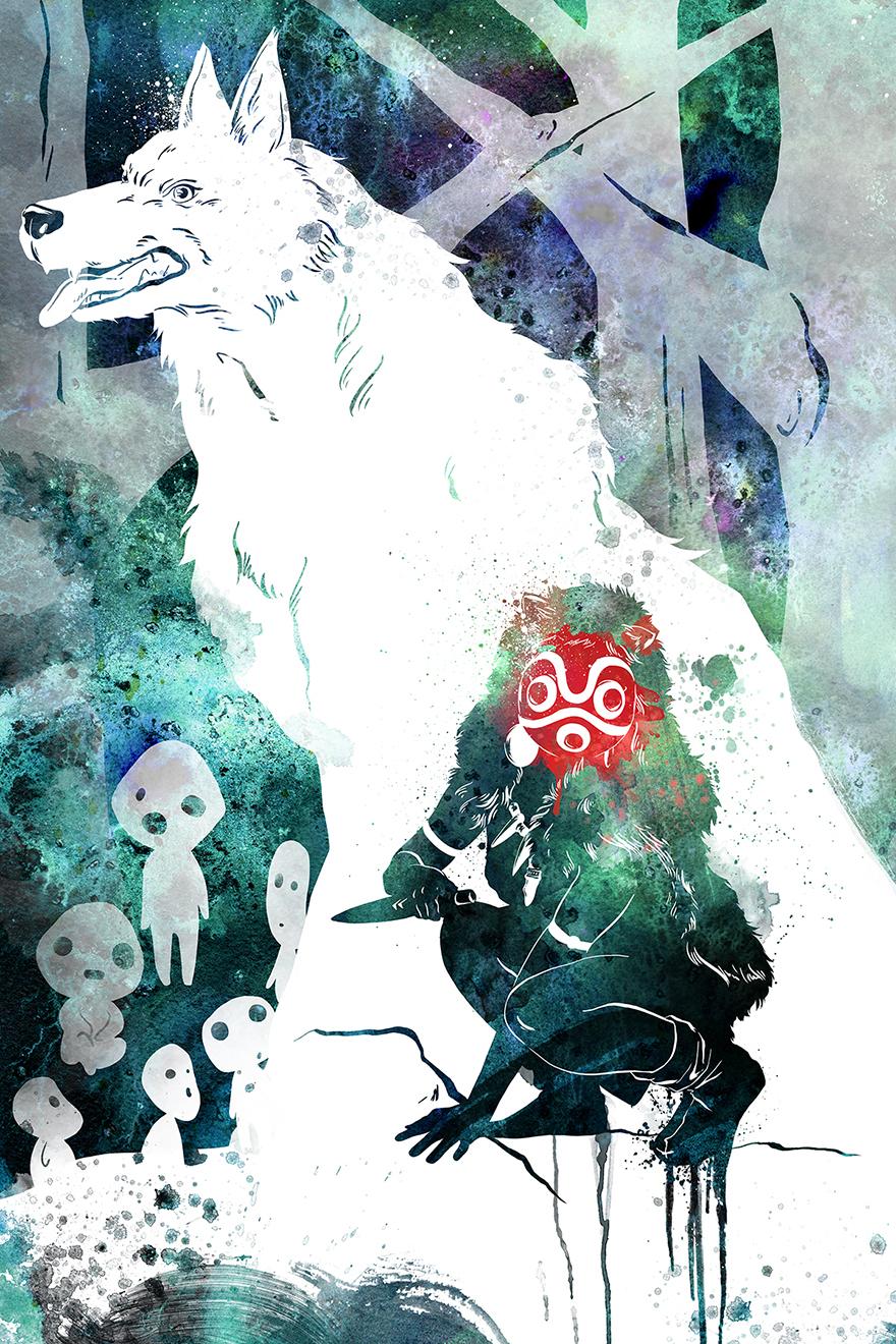 Princes Mononoke