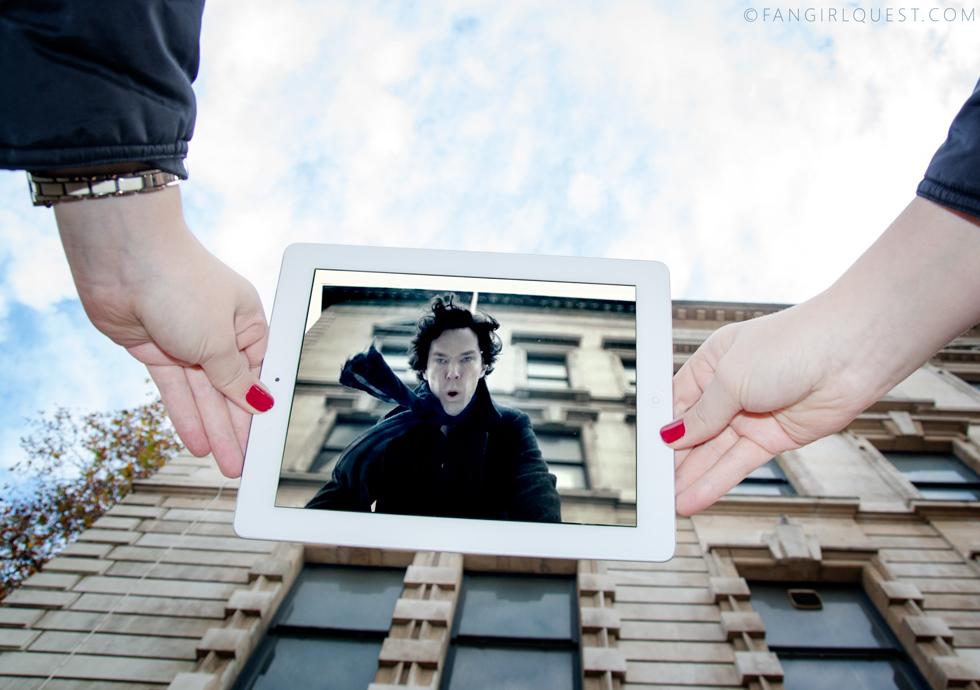 Sherlock - Londýn