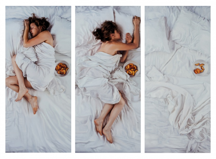 SleepingWithPeaches_56x81_white