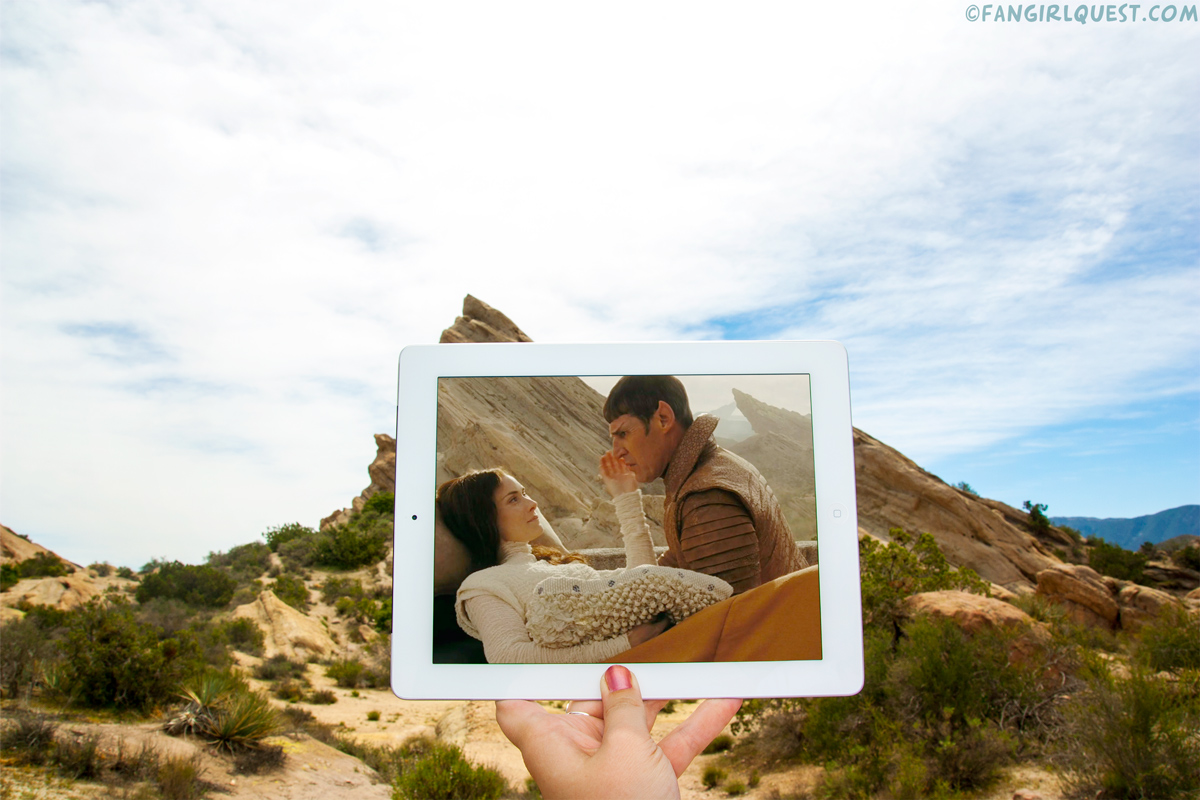 Star Trek - Vasquez Rocks