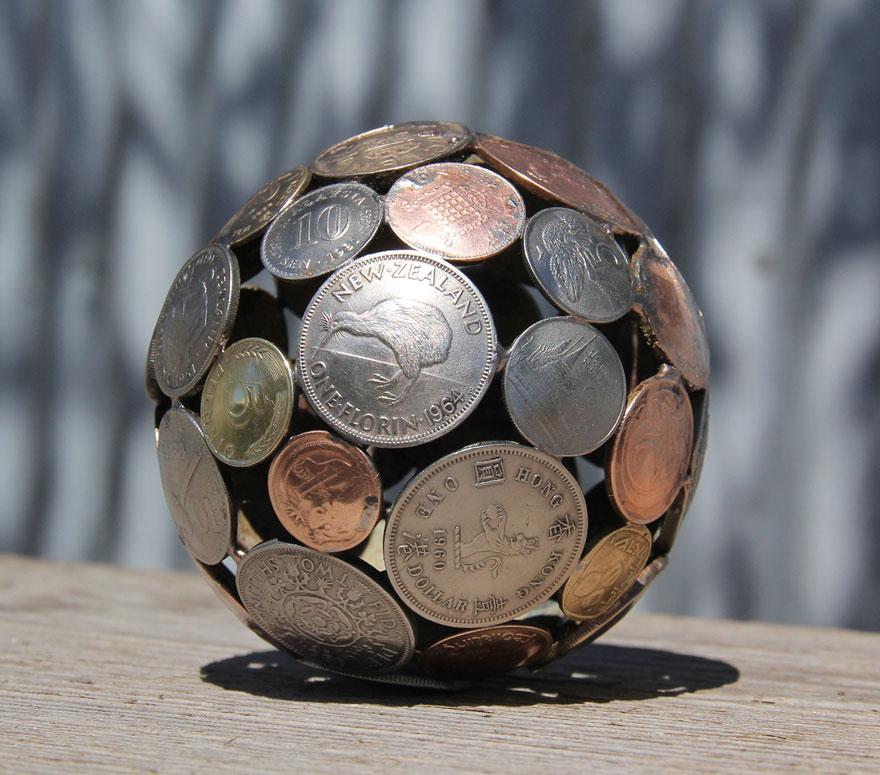 recycled-metal-sculptures-key-coin-michael-moerkey-13