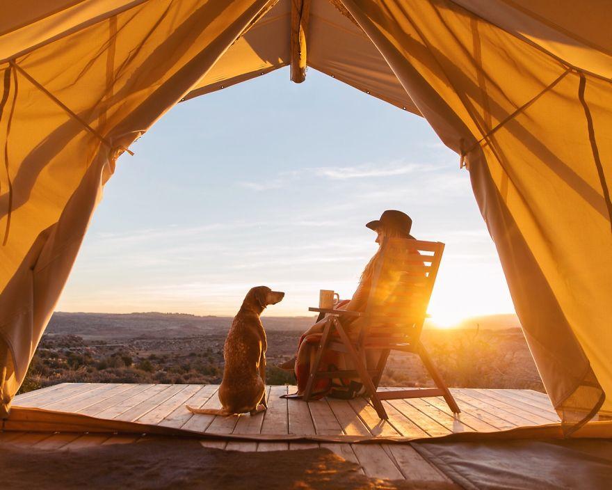 """""""Dobré ráno světe!"""" / Utah"""
