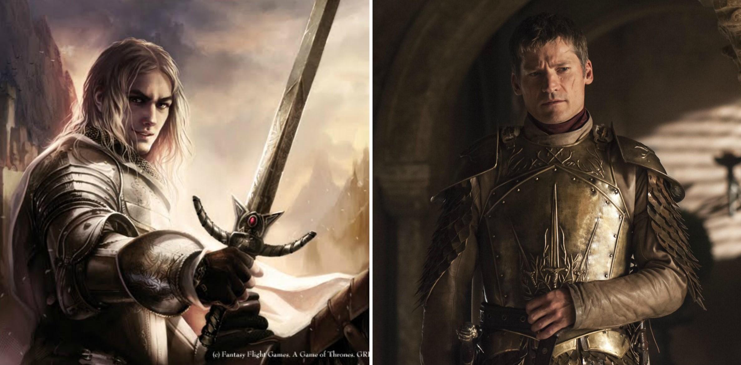 Jaime Lannister / Magali Villeneuve
