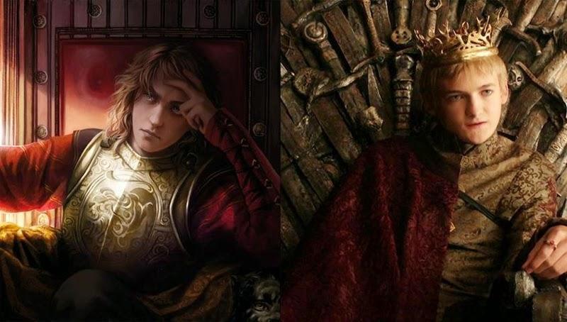 Joffrey Baratheon / Magali Villeneuve