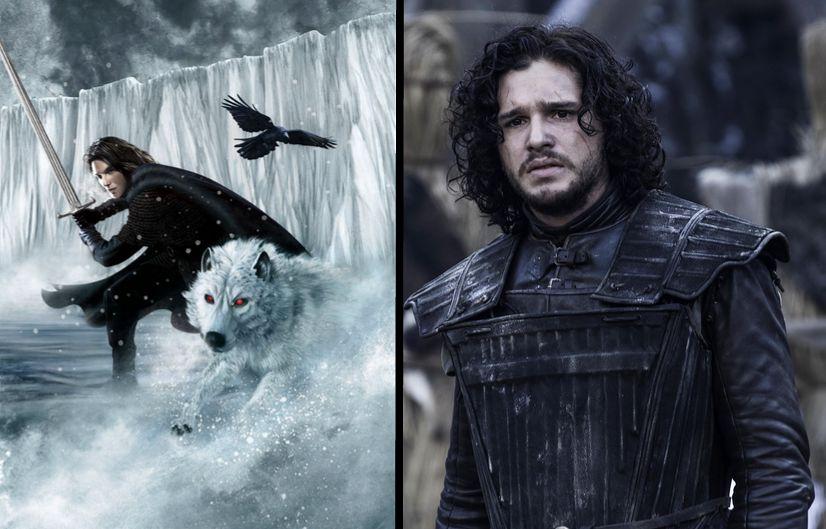 Jon Snow / John Picacio