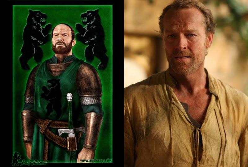 Jorah Mormont / Amoka
