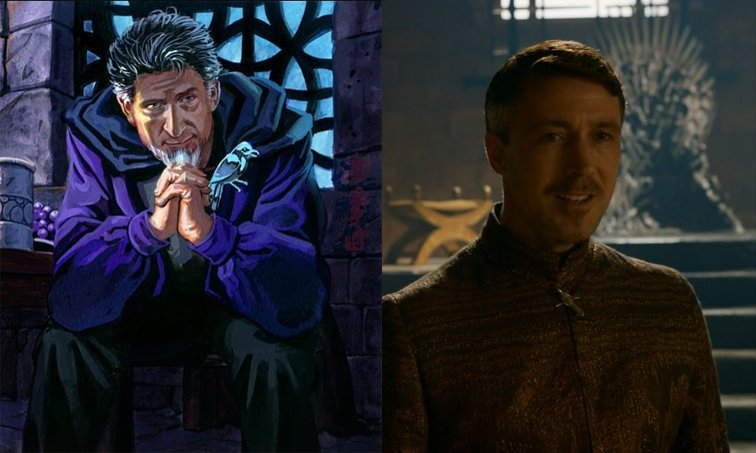"Lord Petyr Baelish ""Malíček"" / Mark Evans"