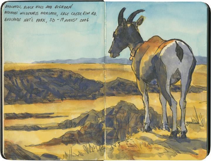 Národní park Badlands