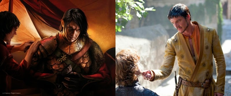 Oberyn Martell / Magali Villenueve