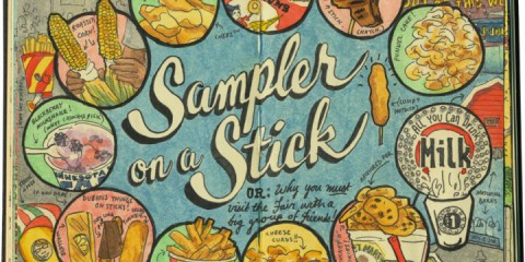 Sampler on a Stick