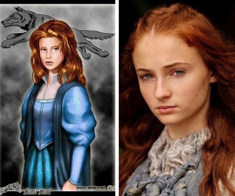 Sansa Stark / Amoka