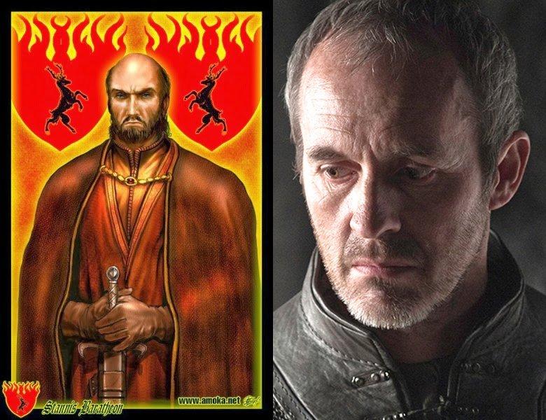 Stannis Baratheon / Amoka