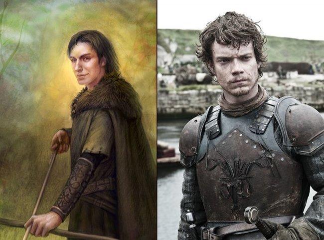 Theon Greyjoy / Jortagul