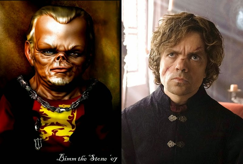 Tyrion Lannister / Bimm the Stone