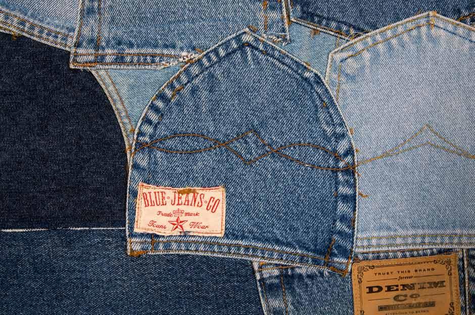 Ann Carrington - Blue Jeans