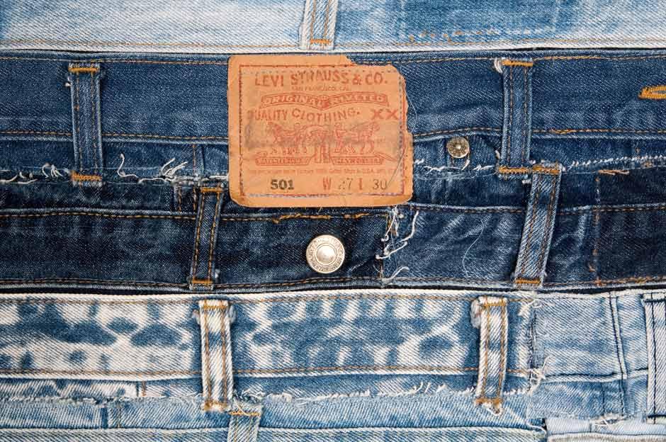 Ann Carrington - Blue Jeans, USA