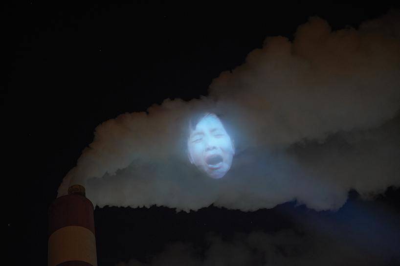 Xiao Zhu - znečištěné ovzduší