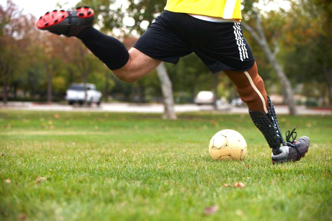 soccerprosthetic