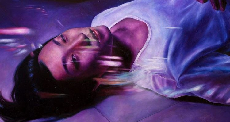 Daliah Lina Ammar - olejové malby