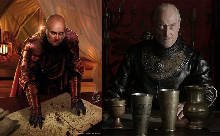 Tywin Lannister / Magali Villenueve