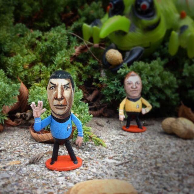 Steve Casino - malované miniatury známých osobností