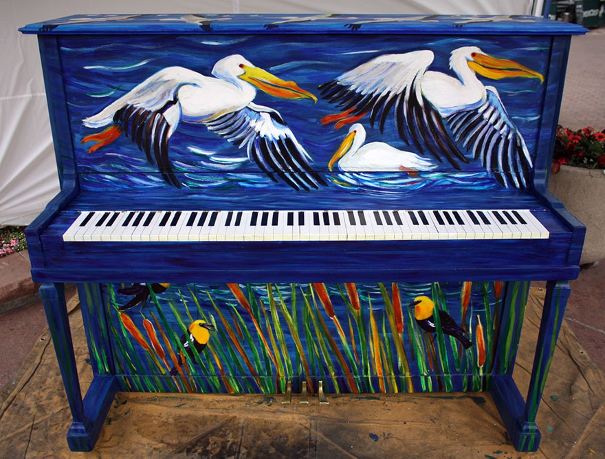 Colorado piano