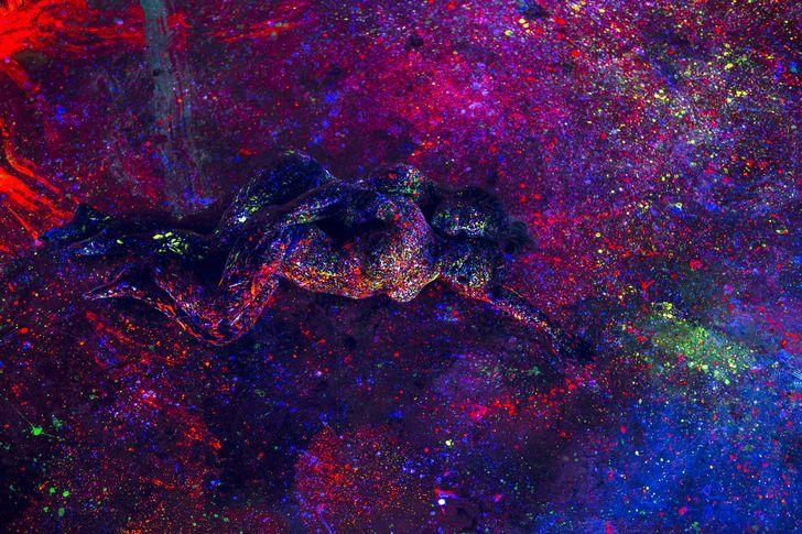 Alex Markow - Lost In Infinity Split, vesmír, nekonečno, universe