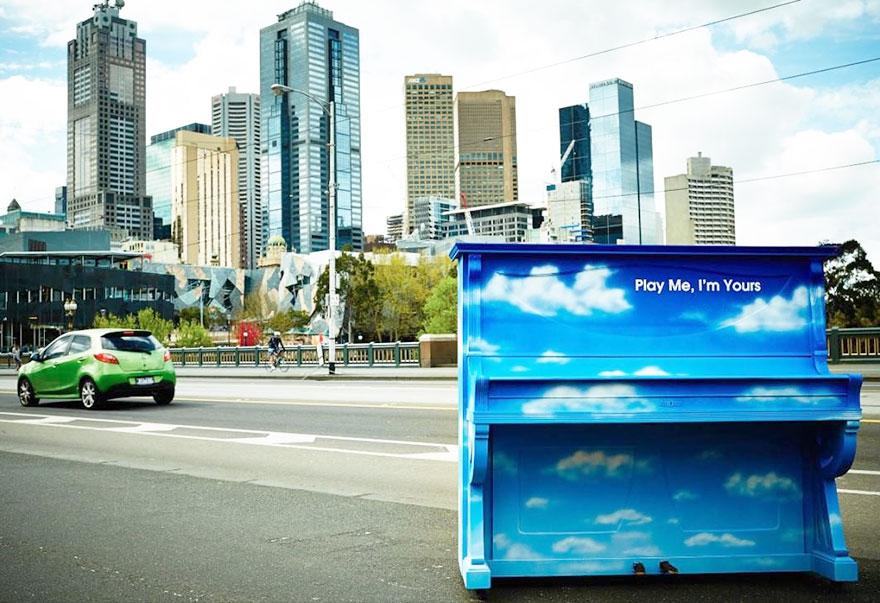 Melbourne, Austrálie street art