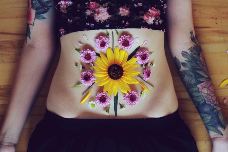 Arc & Ember: Body as Altar (#mybodyasaltar) - projekt Tělo jako oltář