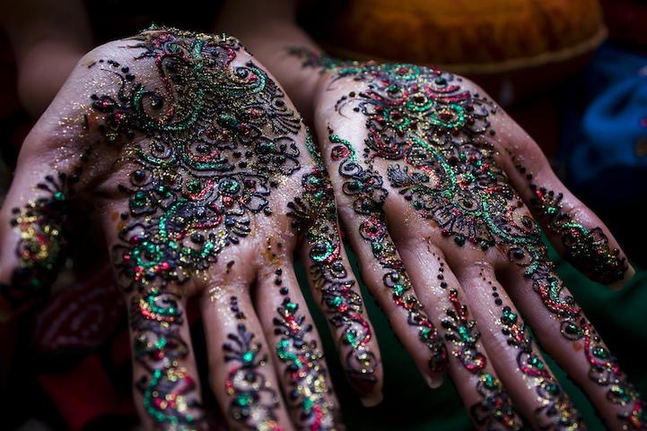 henna8UrveshPatel
