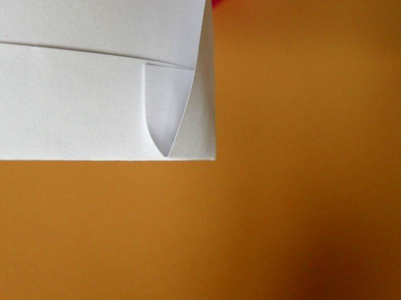DIY origami kniha