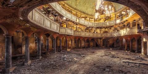 Christian Richter: Fotografie starých opuštěných míst