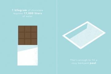 Eglé Plytnikaité: Kolik vody je potřeba pro výrobu potravin?