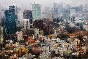 Fotky Deště, Japonsko