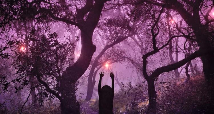 Ali Jardine - fantasy iPhonografie, iPhone, příběhy, pohádka