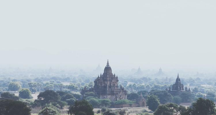 Bagan, Myanmar 2016