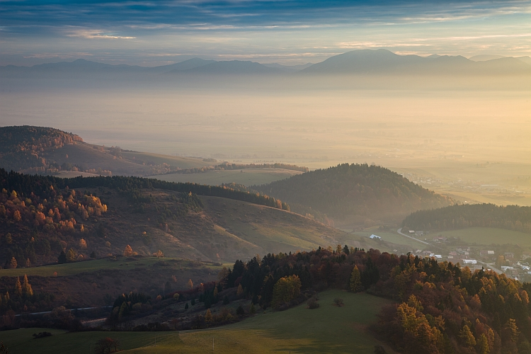 Slovenské Pravno, Vysoké Tatry, Slovensko
