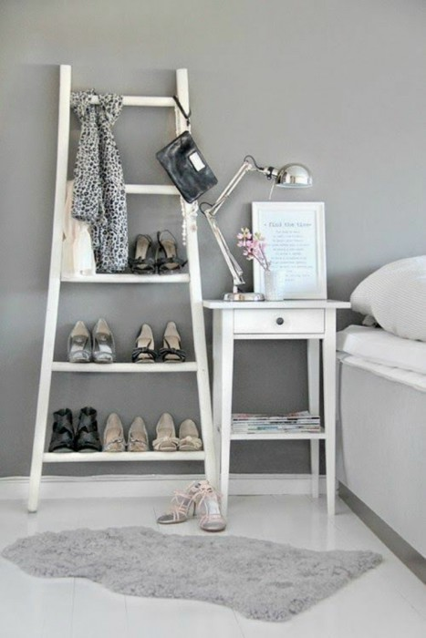 wooden-ladder-rustic-furnishings-head-wood-diy-shoe-cabinet
